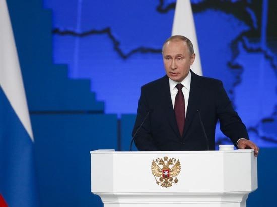 Путин сообщил о погашении долгов по зарплатам на 26 млрд