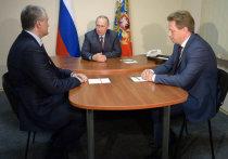 Аксенов и Овсянников расскажут Путину о развитии полуострова