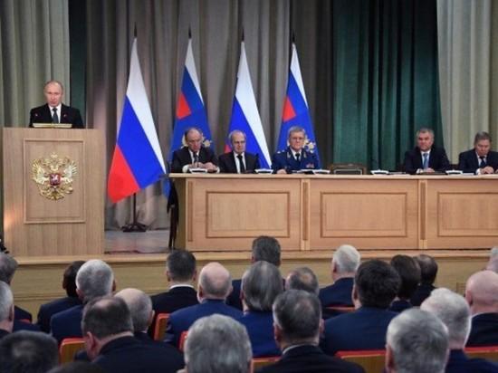 Путин: люди всегда поймут власть, если вести честный диалог