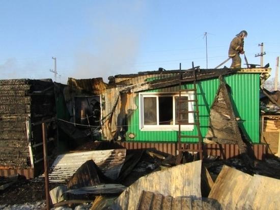 Скончался один из мужчин, спасённых из горящего дома в Мордовии