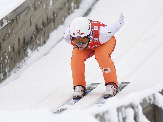 Прыжки с трамплина: россиянки попали в топ-10 на этапе КМ