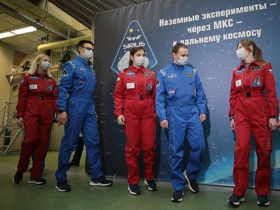 Участники «полета» на Луну рассказали, чем займутся на досуге