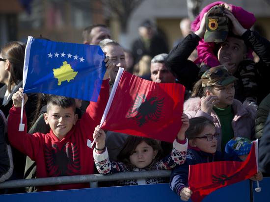 Как будут делить Косово после протестов в Белграде