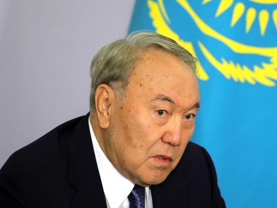Опубликован полный текст объявления Назарбаева об отставке