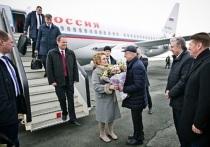 В Оренбурге к визиту высоких гостей избавились от сугробов