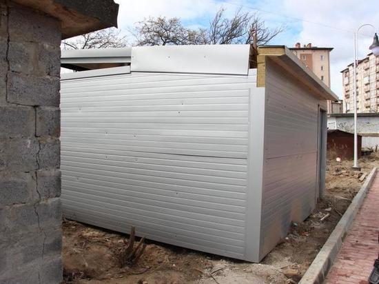 В Калининграде закроют гаражи, в которых процветает нелегальная коммерция