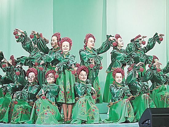 Юные таланты собрались в Москве