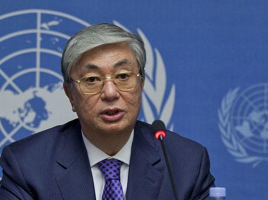 Новый глава Казахстана Токаев шел по дипломатической линии