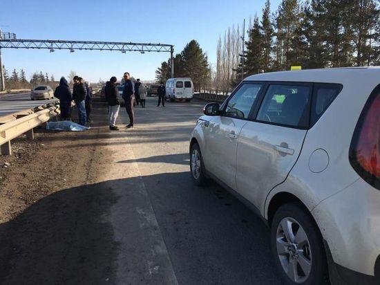В Уфе водитель иномарки сбил 14-летнюю школьницу