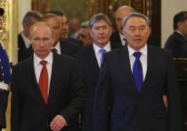 Администрация президента Казахстана раскрыла подробности телефонных переговоров Нурсултана Назарбаева и Владимира Путина