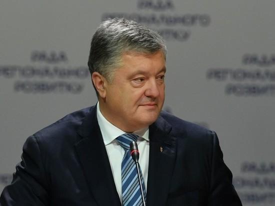 Порошенко: Москва пытается «сорвать» выборы на Украине