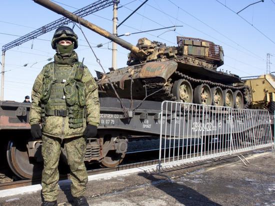 Оружие из Сирии привезут в Хабаровск