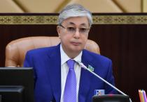 После того, как Токаев возглавил Сенат парламента республики, его позиции были неубедительны