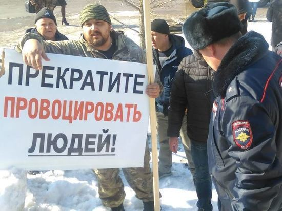 Кто стоит за протестами в новосибирском микрорайоне «Просторный»?