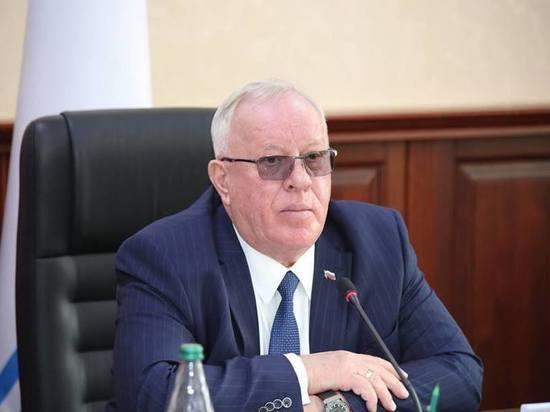 Губернатор Республики Алтай Александр Бердников ушел в отставку