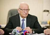 Отставка губернатора Оренбургской области переносится на апрель