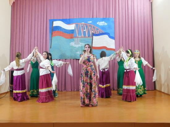 На мордовской зоне отметили воссоединение Крыма с Россией