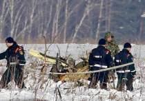 В государствах бывшего Советского Союза количество погибших в авиакатастрофах людей выросло с 74 в 2017 году до 164 в 2018