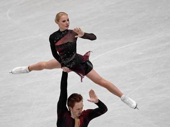 Российские фигуристы Тарасова-Морозов установили мировой рекорд на ЧМ