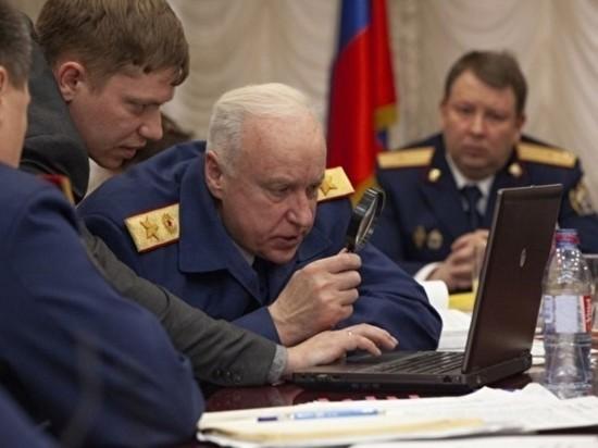 """На странице Бастрыкина в """"ВКонтакте"""" появилось объяснение про лупу"""