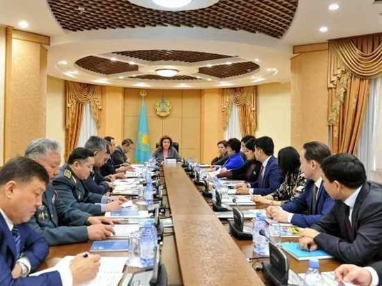 Пост главы сената Казахстана заняла дочь Назарбаева
