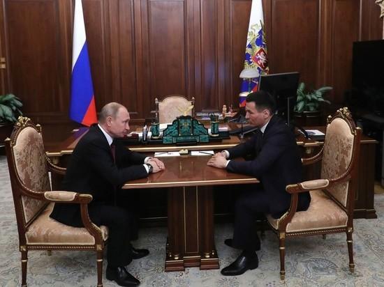 Путин назначил главой Калмыкии кикбоксера-чемпиона Бату Хасикова