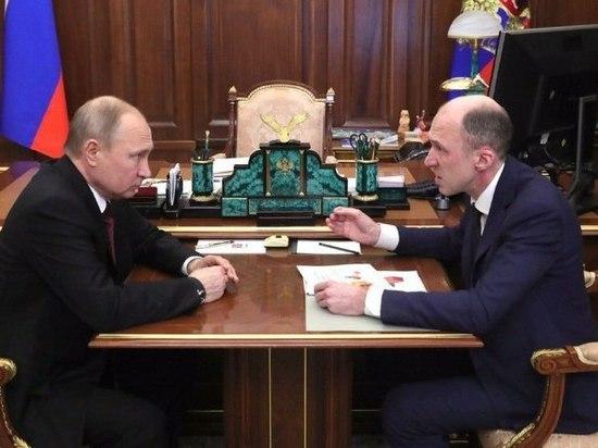 ВРИО главы Республики Алтай стал Олег Хорохордин