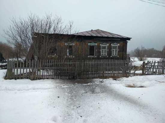 В Мордовии огонь унес жизнь мужчины