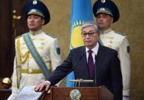 Президент Казахстана Касым-Жомарт Токаев принес присягу народу республики