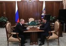 Бату Хасиков назначен врио главы Калмыкии
