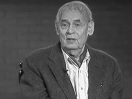 Скончался народный артист Анатолий Адоскин