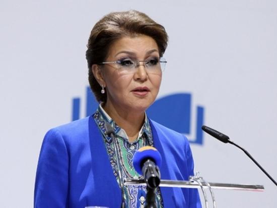 Спикером сената стала Дарига Назарбаева