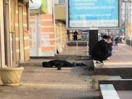 В Новороссийске из окна выпал мужчина