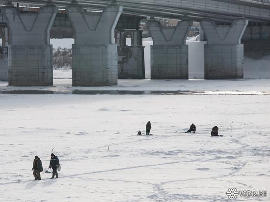 Лед на реках Кузбасса становится рыхлым и опасным – МЧС