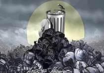 Проблема мусорных свалок настолько остра, что к ее решению подключился Совет по правам человека при Президенте РФ