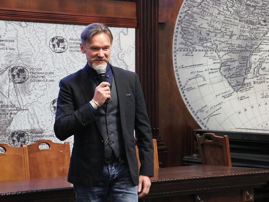 Документально-исторический проект из Югры представили в Санкт-Петербурге
