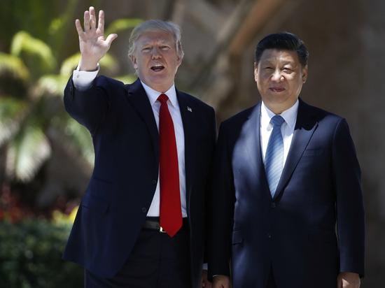 Китай и США настроены на подписание в ближайшее время торгового соглашения
