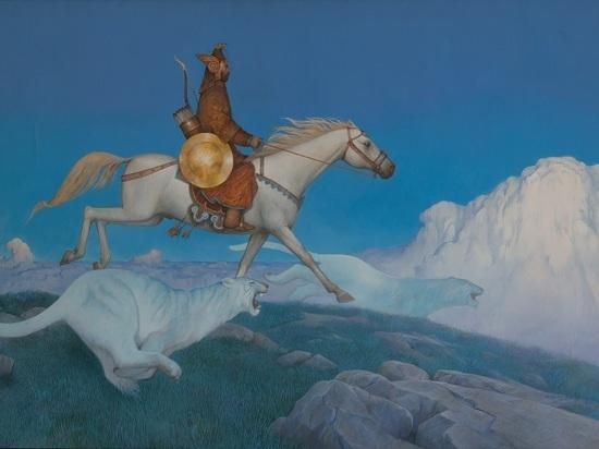 Выставка работ Азата Миннекаева откроется в Казани