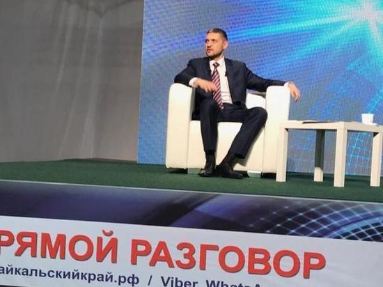 Осипов ответил, будет ли участвовать в выборах губернатора Забайкалья