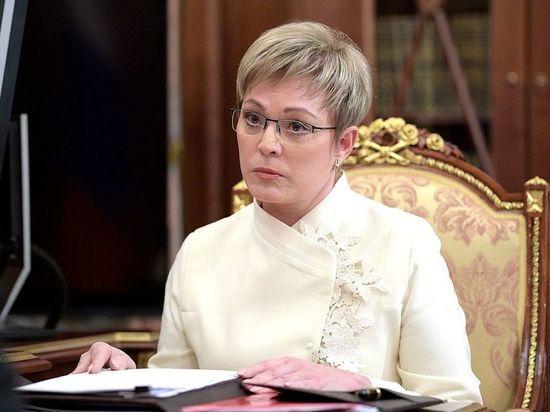 Глава Мурманской области заявила о желании уйти в отставку