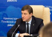 Экс-губернатор Псковской области попал под санкции Украины