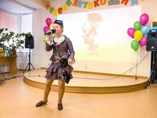 В Пскове открылась «Неделя детской книги»