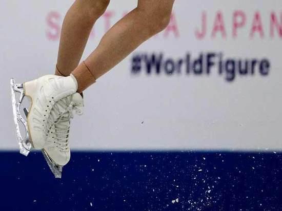 Американка на льду порезала соперницу на чемпионате мира по фигурному катанию