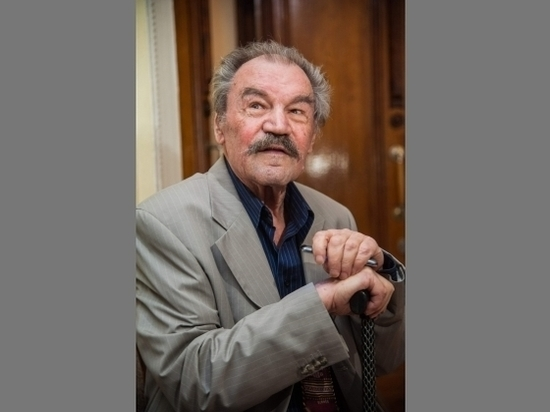 Скончался волгоградский артист Петр Зайченко