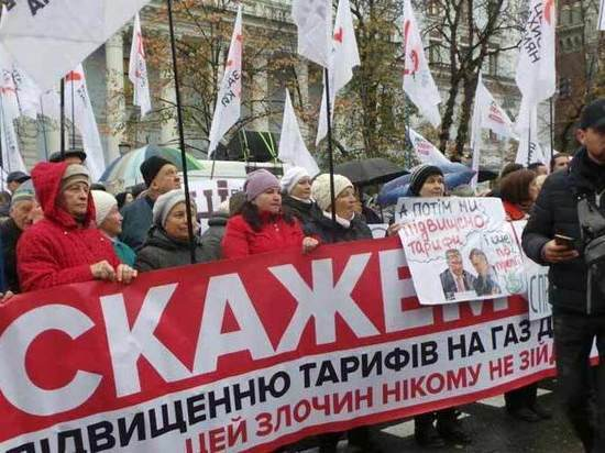 Перед выборами президента Украина оказалась на грани дефолта