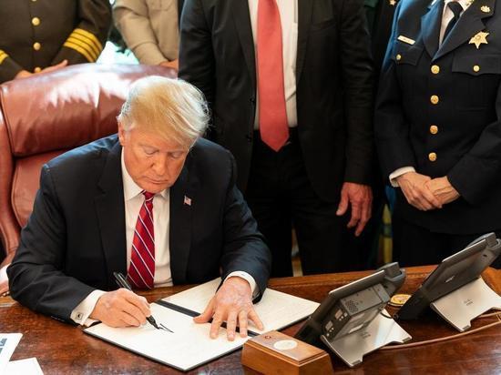 Трамп впервые воспользовался правом вето: что дальше?