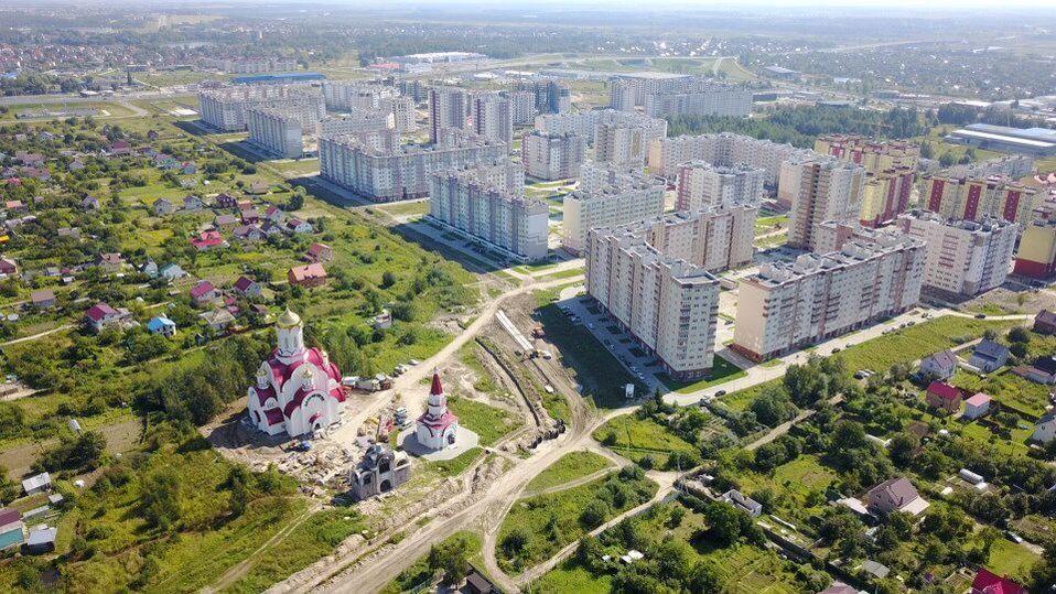 фото о застройках мегаполис жилстрой калининград