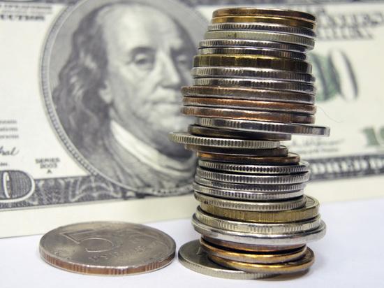 Золотовалютные резервы России выросли до 482,5 миллиарда долларов