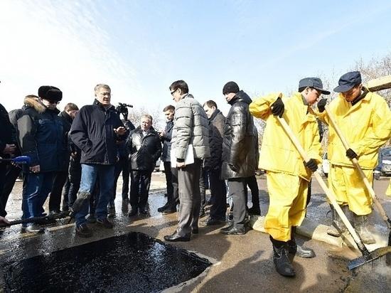В Башкирии проверят работу интерактивных приложений для ремонта дорог