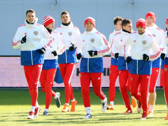 Эксперт назвал причины поражения сборной России в матче с Бельгией
